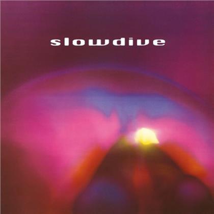Slowdive - 5 (Music On Vinyl, 2021 Reissue, Limited, Purple/Pink Vinyl, LP)
