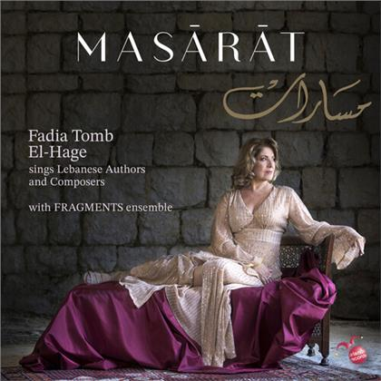 Fadia Tomb El-Hage - Masarat - Sings Lebanese Authors And Composers
