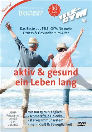 Tele-Gym 50 - Aktiv & gesund ein Leben lang