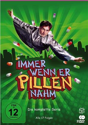 Immer wenn er Pillen nahm - Die komplette Serie (Fernsehjuwelen, Neuauflage, 2 DVDs)