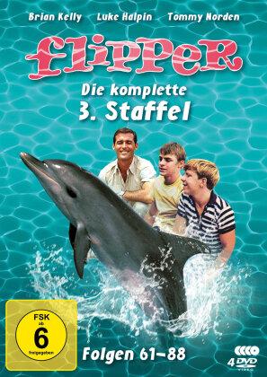 Flipper - Staffel 3 (Fernsehjuwelen, 4 DVDs)