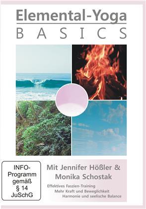 Elemental-Yoga Basics - Mit Jennifer Hössler & Monika Schostak