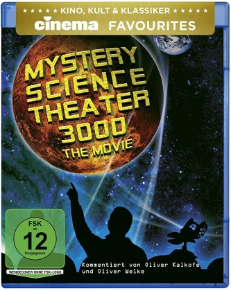 Mystery Science Theatre 3000 - The Movie (1996)
