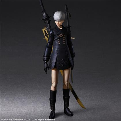 Square Enix - Nier:Automata Play Arts Kai Action Fig - 9S Deluxe