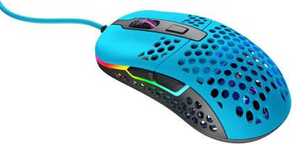 Xtrfy M42 RGB Gaming Mouse - blue