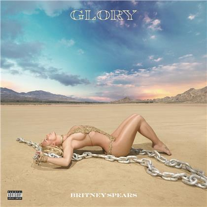Britney Spears - Glory (2020 Reissue, Deluxe Edition, Opaque White Vinyl, 2 LPs)