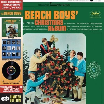 The Beach Boys - Beach Boys Christmas Album (2020 Reissue, Culture Factory, Limited Edition)