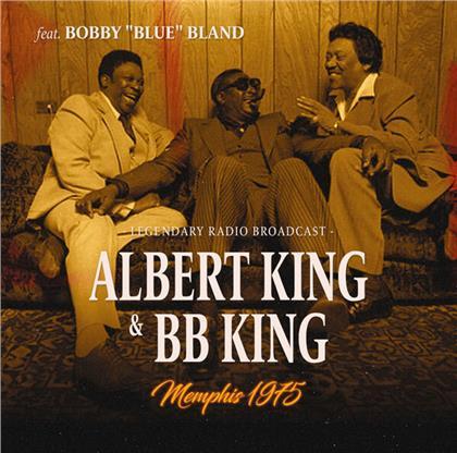 Albert King, B.B. King feat. Bobby Bland - Memphis 1975 (2 CDs)