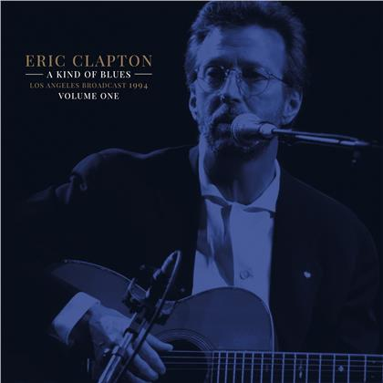 Eric Clapton - A Kind Of Blues Vol.1 (2 LPs)