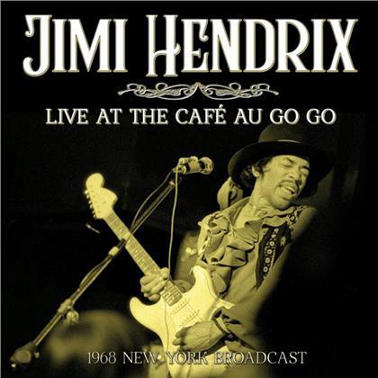 Jimi Hendrix - Live At The Café Au Go Go