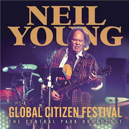 Neil Young - Global Citizen Festival