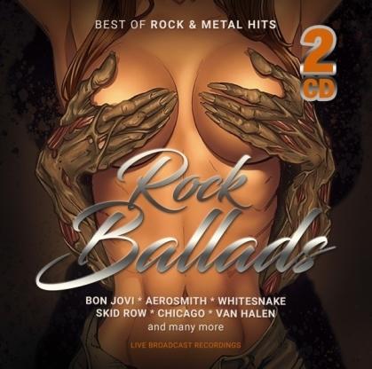 Rock Ballads Volume 1 (2 CDs)