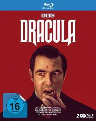 Dracula - Mini-Serie (2020) (BBC, 2 Blu-ray)
