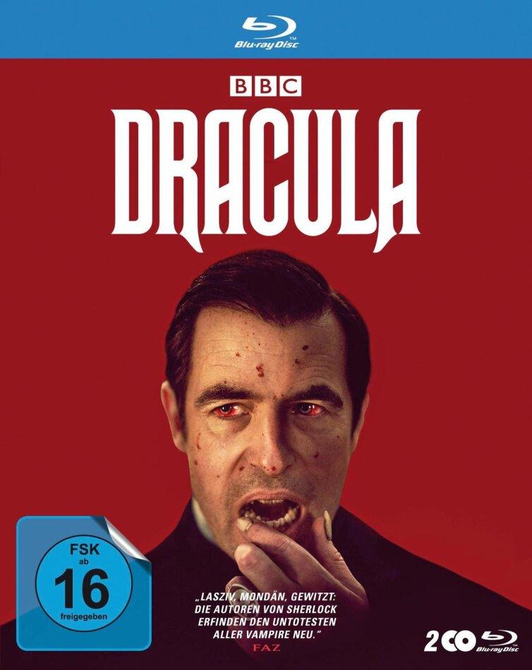 Dracula - Mini-Serie (2020) (BBC, 2 Blu-rays)