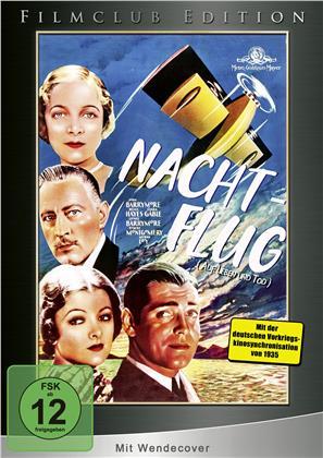 Nachtflug - Auf Leben und Tod (1933) (Filmclub Edition)