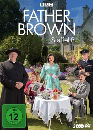 Father Brown - Staffel 8 (3 DVDs)