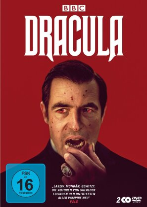 Dracula - Mini-Serie (2020) (BBC, 2 DVDs)