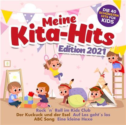 Meine Kita Hits Edition 2021 (2 CDs)