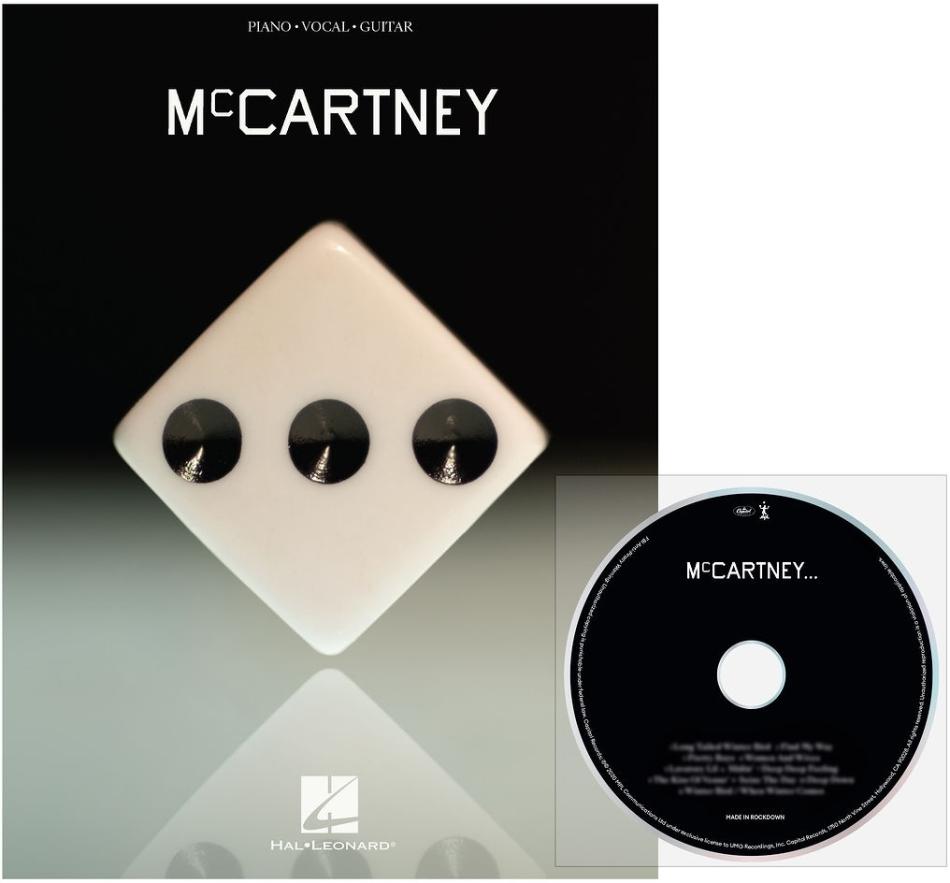 Paul McCartney - McCartney III (+ Songbook, Limited)