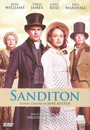 Sanditon - Saison 1 (3 DVDs)