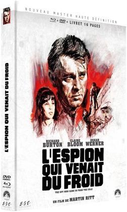L'espion qui venait du froid (1965) (Nouveau Master Haute Definition, Blu-ray + Livret)