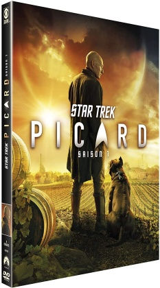 Star Trek: Picard - Saison 1 (4 DVDs)