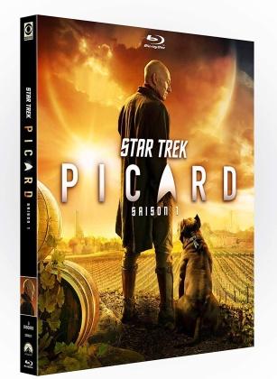 Star Trek: Picard - Saison 1 (3 Blu-rays)
