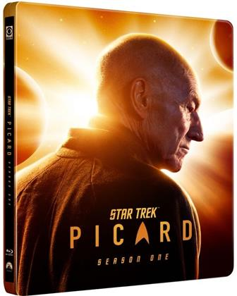 Star Trek: Picard - Saison 1 (Limited Edition, Steelbook, 3 Blu-rays)