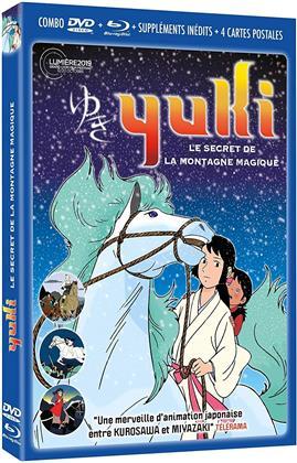 Yuki - Le secret de la montagne magique (1981) (Blu-ray + DVD)