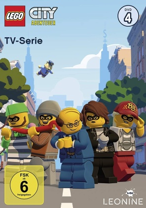 LEGO: City Abenteuer - DVD 4
