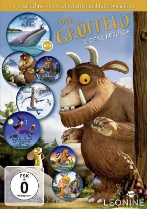 Der Grüffelo und seine Freunde (2 DVDs)