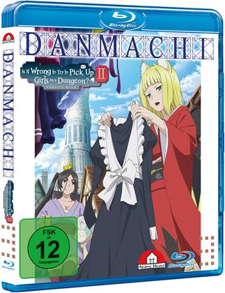 DanMachi – Is It Wrong to Try to Pick Up Girls in a Dungeon? - Staffel 2 - Vol. 3