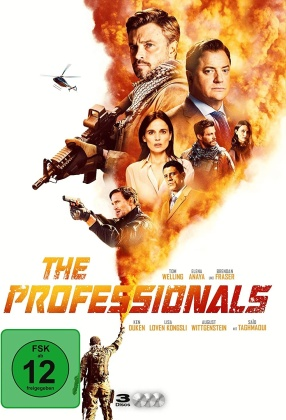 The Professionals - Staffel 1 (3 DVDs)