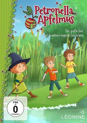 Petronella Apfelmus - DVD 4: Der grosse Fund ... und 8 weitere magische Geschichten