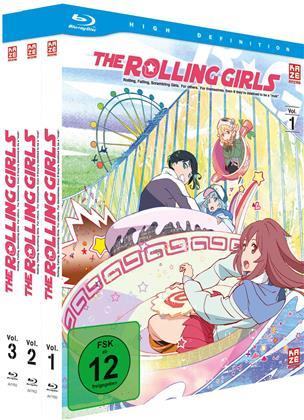 The Rolling Girls (Gesamtausgabe, 3 Blu-ray)