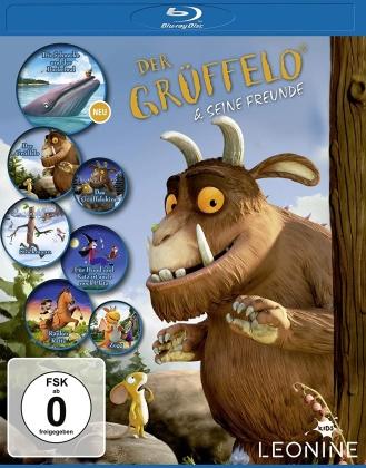 Der Grüffelo und seine Freunde (2 Blu-rays)