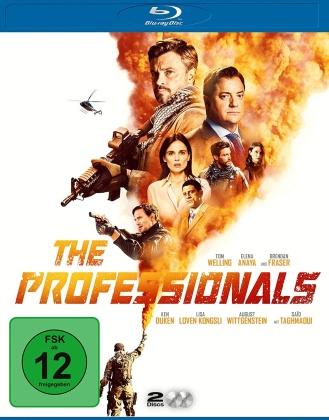 The Professionals - Staffel 1 (2 Blu-rays)