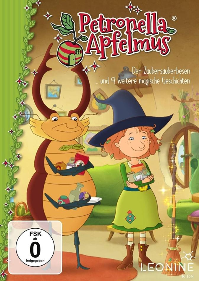 Petronella Apfelmus - DVD 3: Der Zaubersauberbesen ... und 9 weitere magische Geschichten