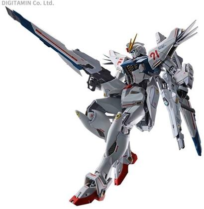 Tamashi Nations - Mobile Suit Gundam F91 Gundam Formula 91 Chronicle