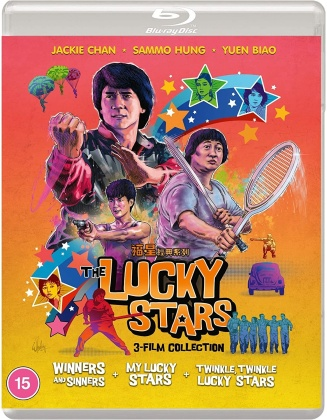 The Lucky Stars - 3-Film Collection (Eureka!, 3 Blu-rays)