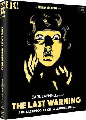 The Last Warning (1928) (Masters of Cinema, s/w)