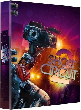 Short Circuit 2 (1988) (Deluxe Edition)