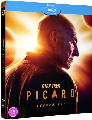 Star Trek: Picard - Season 1 (Steelbook, 3 Blu-rays)