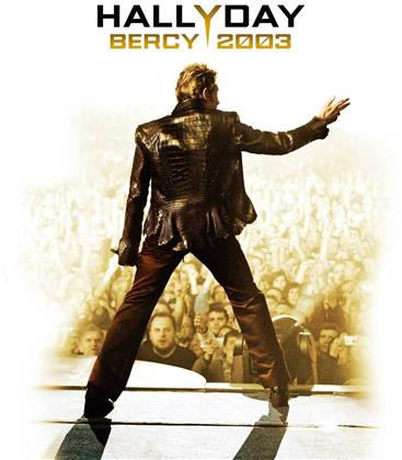 Johnny Hallyday - Bercy 2003 (Limited Edition, 2 CDs)