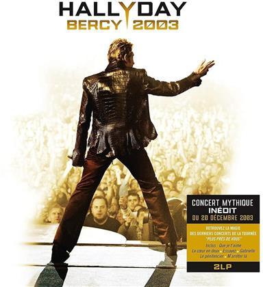 Johnny Hallyday - Bercy 2003 (2 LPs)