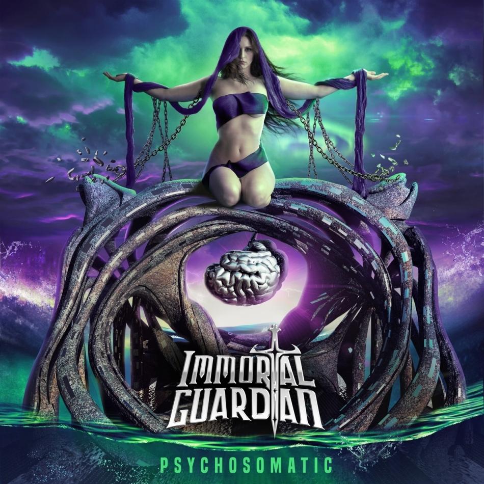 Immortal Guardian - Psychosomatic (LP)