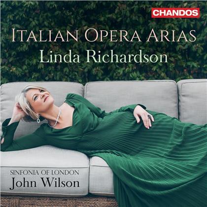 John Wilson, Linda Richardson & Sinfonia Of London - Italian Opera Arias