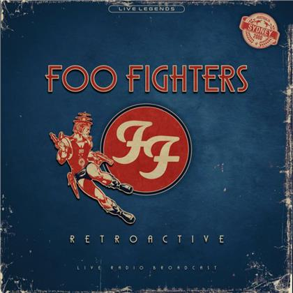 Foo Fighters - Retroactive (LP)