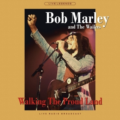 Bob Marley - Walking The Proud Land (LP)