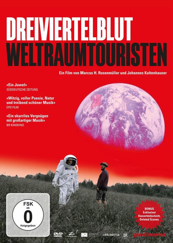 Weltraumtouristen (2020) (Digipack) - Dreiviertelblut